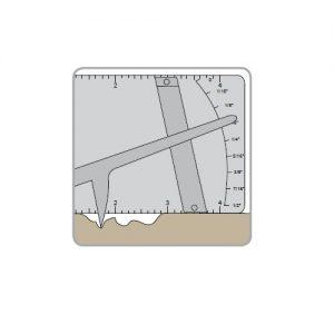 Descripción del uso de la galga