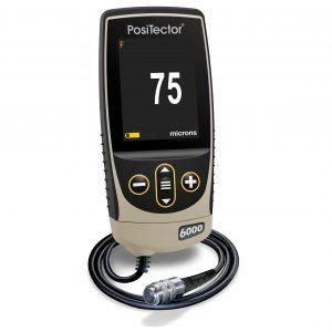 Medidor de Espesor de Recubrimientos PosiTector® 6000