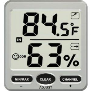 Termo-higrómetro Inalámbrico Con Sensor Ambient Weather WS07