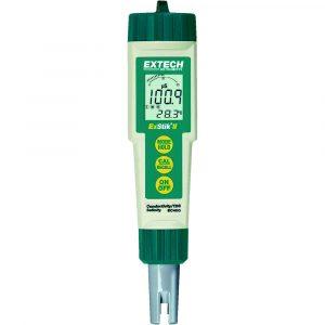 Medidor de Conductividad, Salinidad, y Temperatura Extech EC400